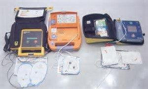 Equipment (AED Medical Devices) Data Entry